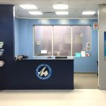 vaughan swimming pool front desk
