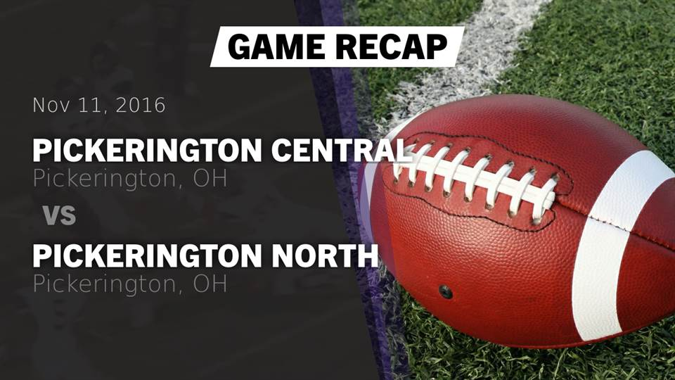 Pickerington Central Hs Football Video Recap Pickerington Central