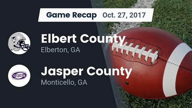 Football Game Preview: Social Circle vs  Elbert County - MaxPreps