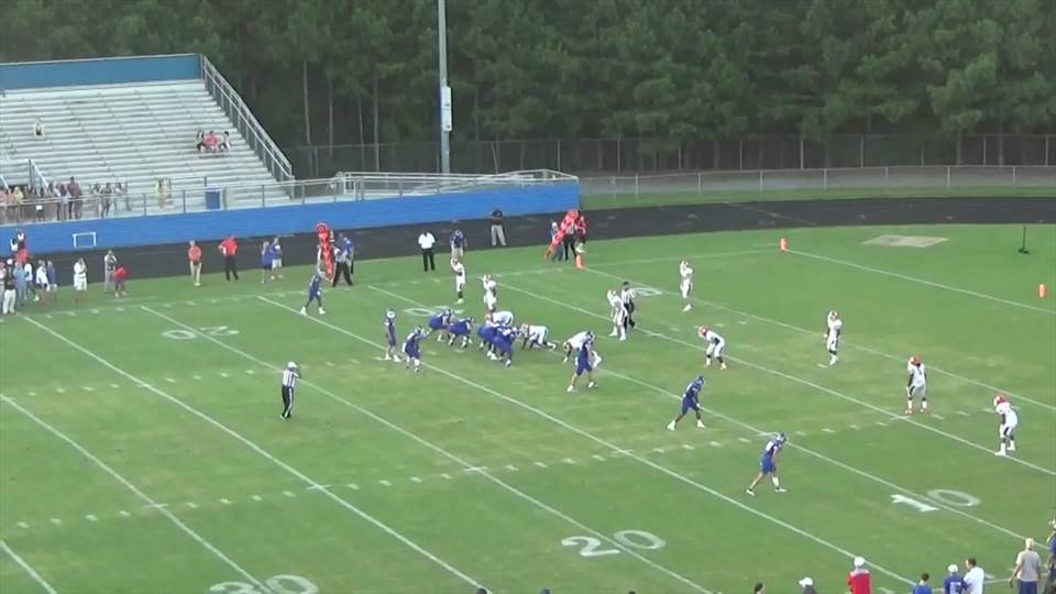 Parkview Hs Football Video Parkview Football Highlights Peachtree