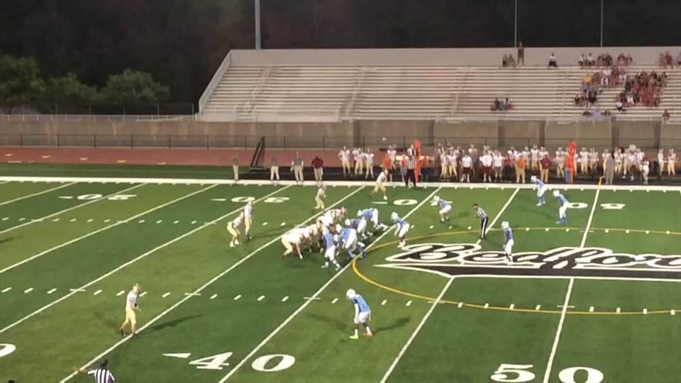 Benedictine Hs Football Video Benedictine Football Highlights
