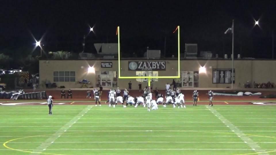 Huntsville Hs Football Video Nathan Battens Highlights Am