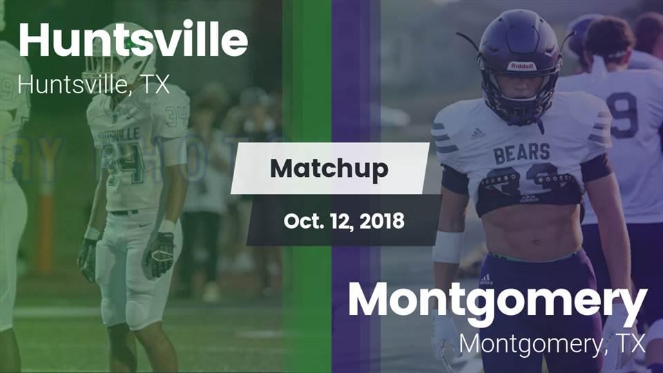 Huntsville Hs Football Video Matchup Huntsville Hs Vs Montgomery