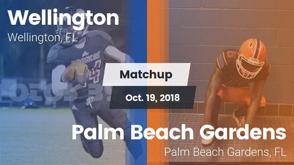 Palm Beach Gardens 2018   High School Sports Video   MaxPreps