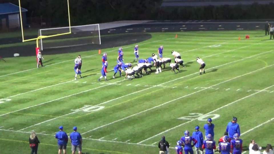 Apollo Hs Football Video Apollo Football Highlights Hutchinson High