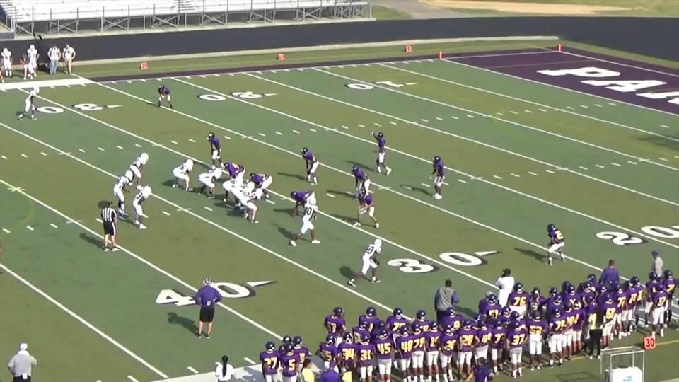 Huntsville Hs Football Video Highlight Of Lufkin Isd Maxpreps