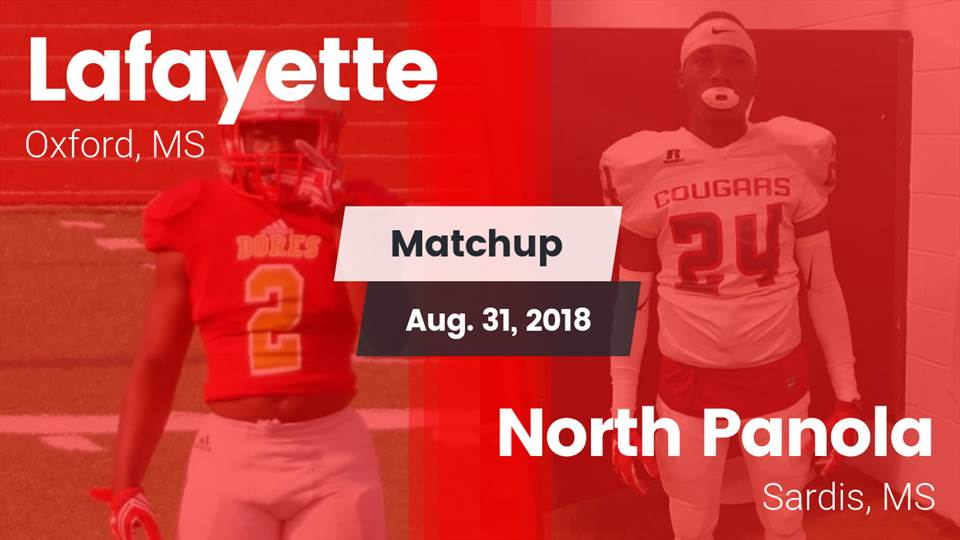 Lafayette Hs Football Video Matchup Lafayette High Vs North