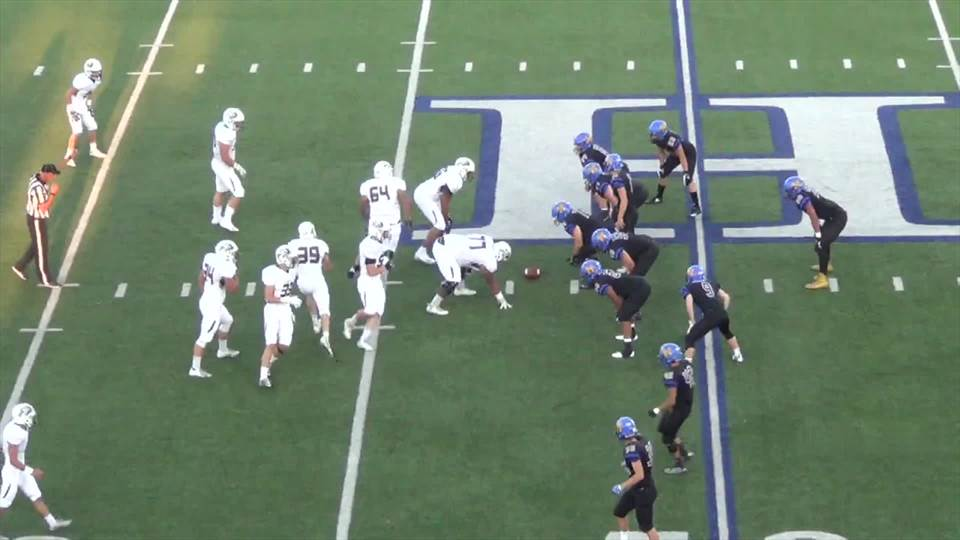Hutchinson Hs Football Video Highlight Of Garden City Highlights