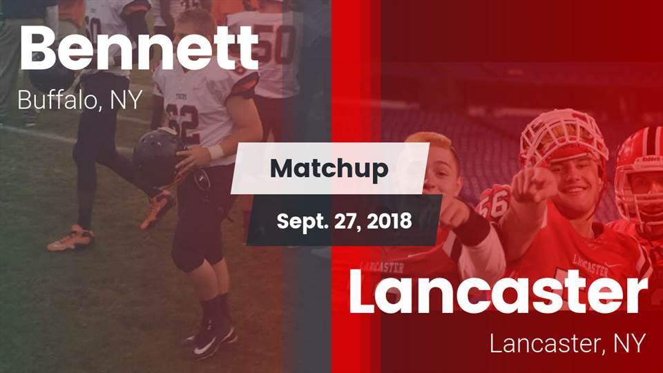 Bennett Olmsted Middle Early College East Hs Football Video Matchup