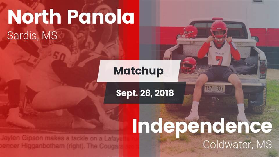 North Panola Hs Football Video Matchup North Panola Vs