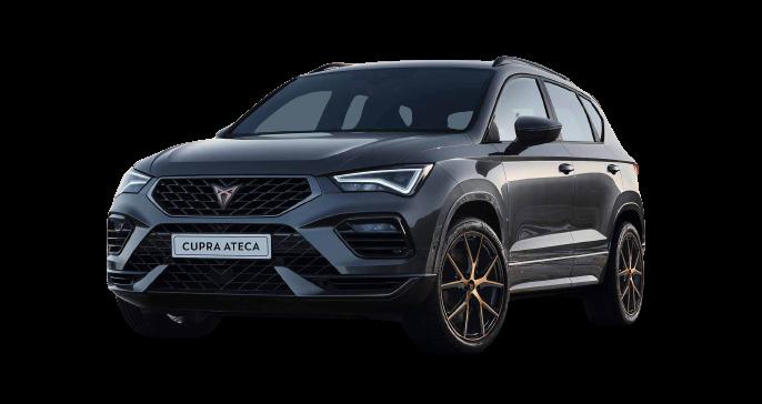 CUPRA Cupra Ateca 2021