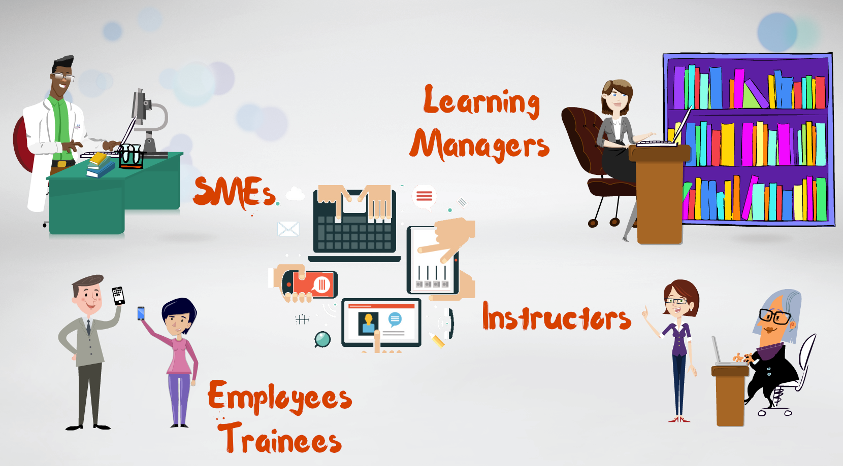 Traditional Vs Social Learning Benefits at Work