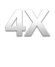 4X Points