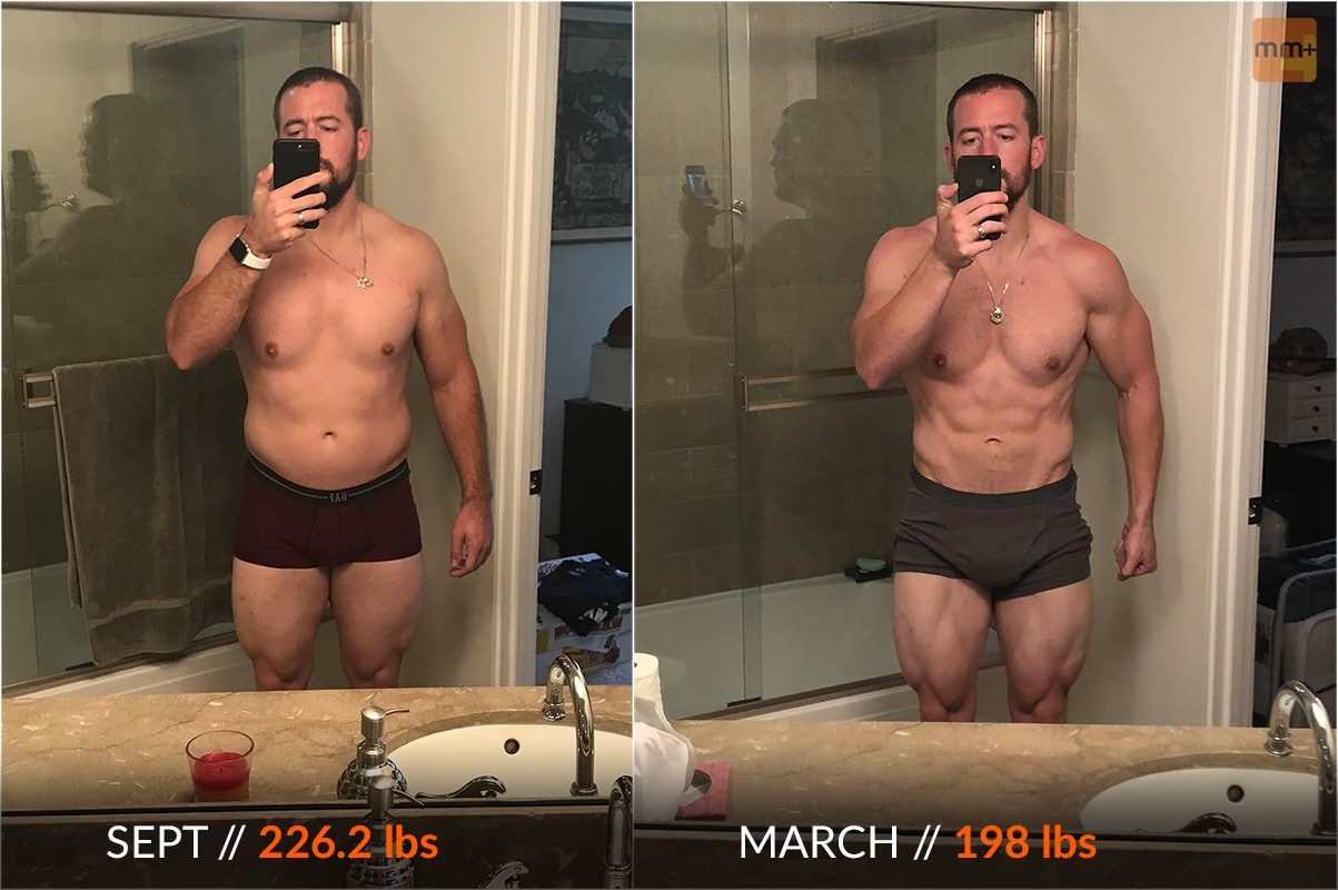 My Macro Coach Progress