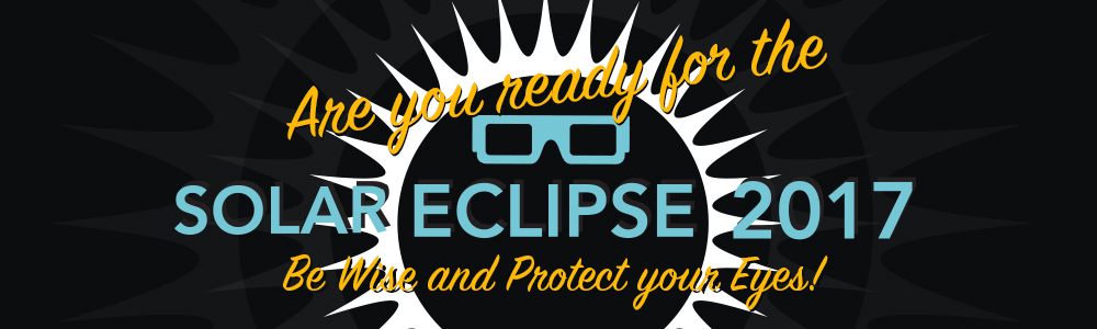 ARE YOU READY FOR THE BIG ECLIPSE?