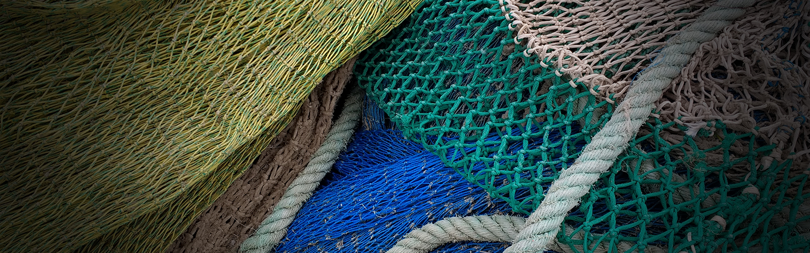 """When fishermen cannot go to sea, they mend their nets."""