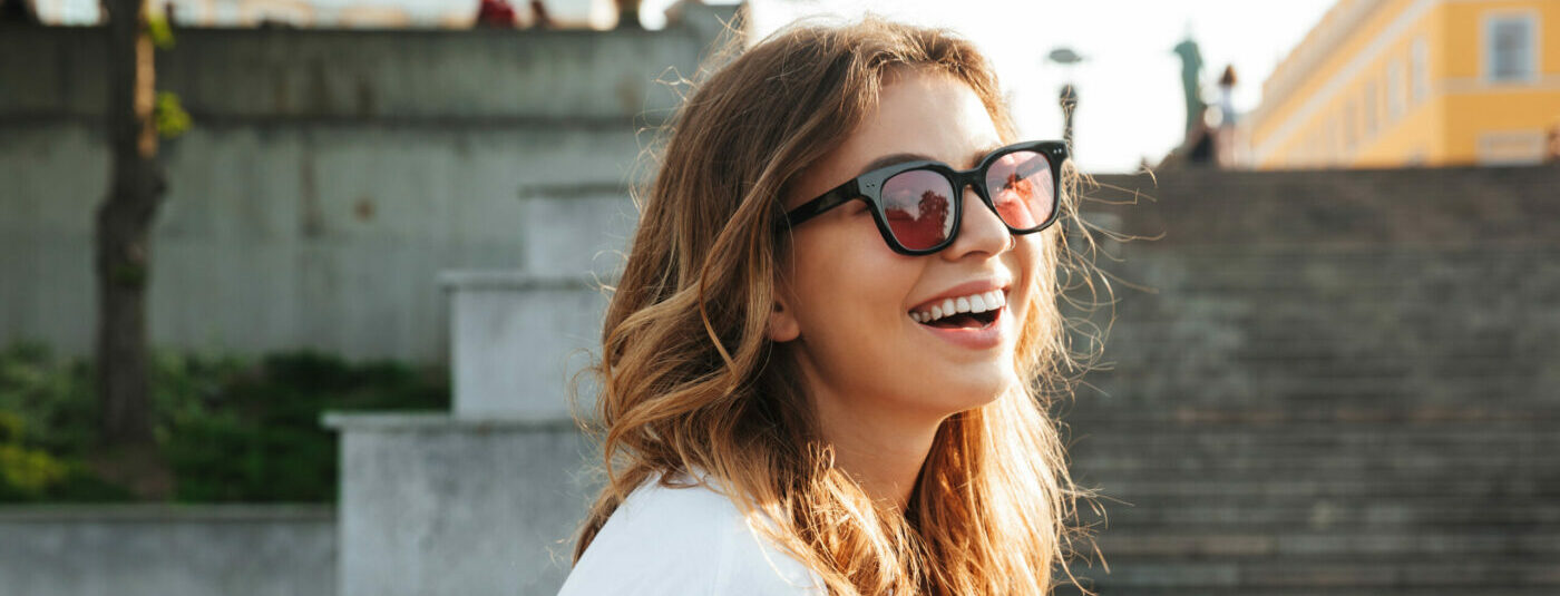 SUNGLASSES: PROTECT YOUR PEEPERS