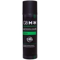 Desodorante Aerosol Giovanna Baby Masculino - GB Men  Fresh