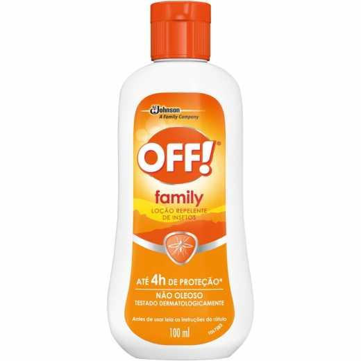 Repelente Off! Family Loção