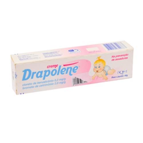 Creme Drapolene para Prevenção de Assaduras
