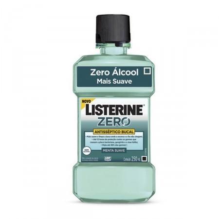 Antisséptico Bucal Listerine Cool Mint Zero Álcool