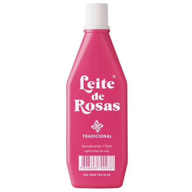 Leite de Rosas Tradicional