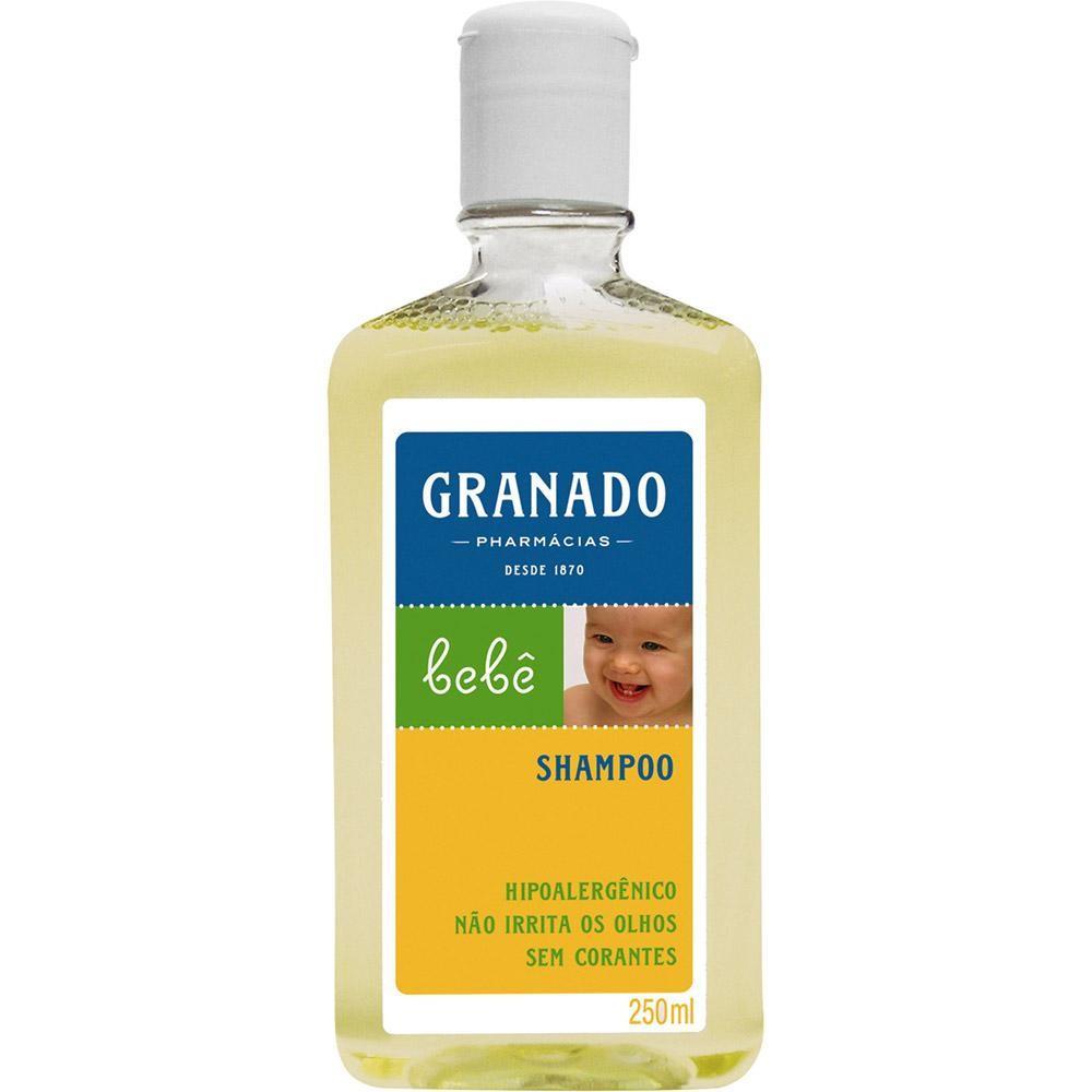 Shampoo Granado Bebê
