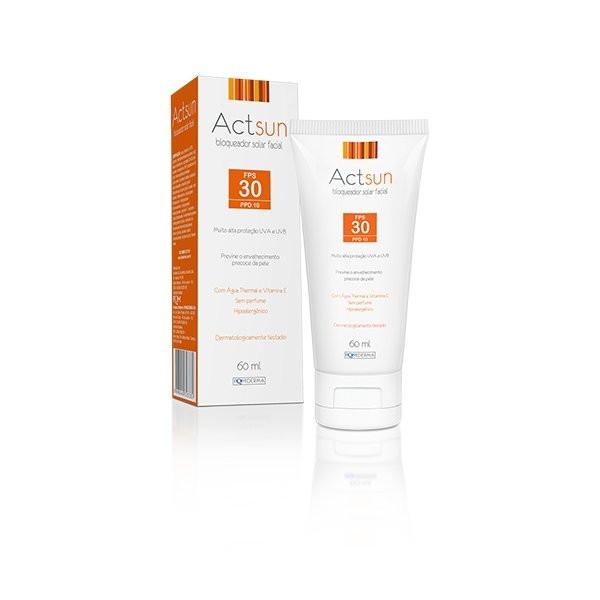 Protetor Solar Facial Actsun FPS30
