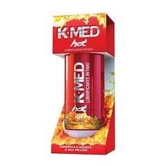 Lubrificante Íntimo K-Med Hot