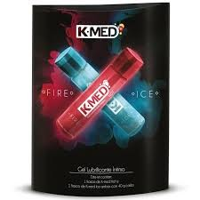 K Med Kit Fire E Ice C/40g Cada