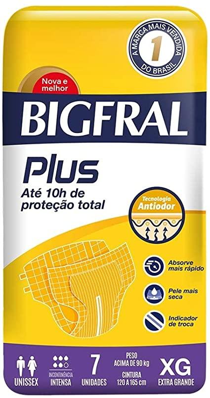 Fralda Descartável Bigfral