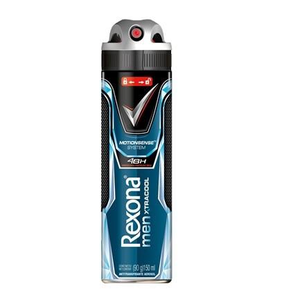 Desodorante Antitranspirante Aerosol Rexona Men Xtra Cool