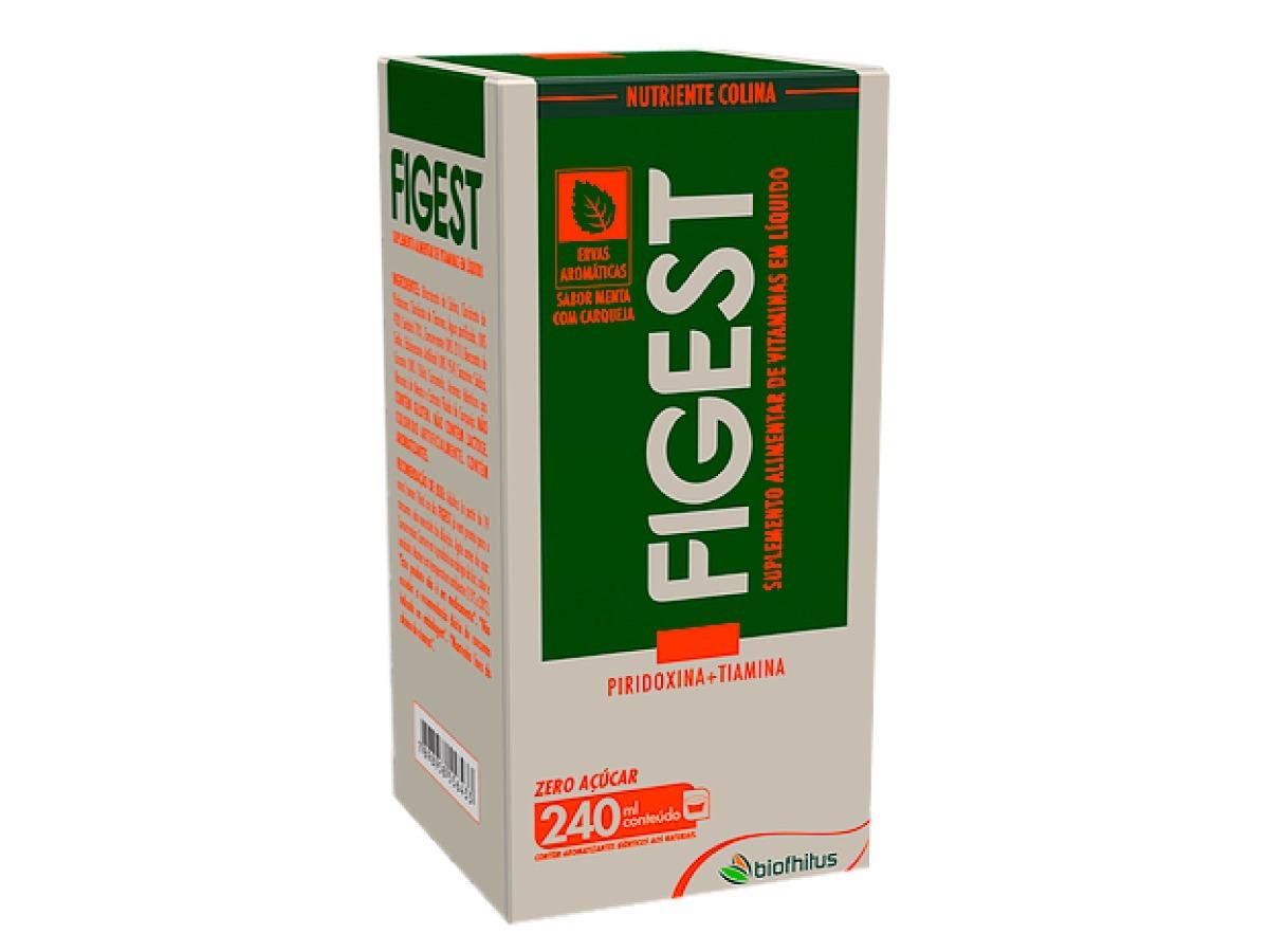Suplemento Vitamínico Figagest