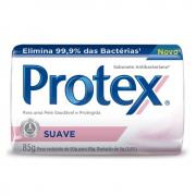 Sabonete em Barra Antibacteriano Protex Suave