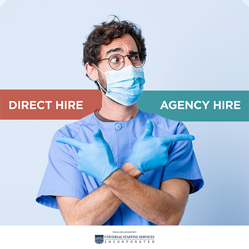 Now You Know | Staffing Agency vs. Direct Hire for US Nurses