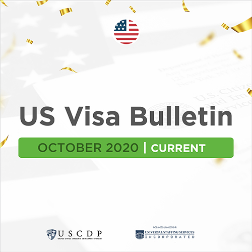 Monthly US Visa Bulletin For PH Nurses | October 2020