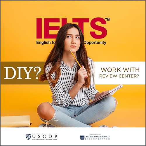 IELTS Review: DIY or Work with Review Centers?