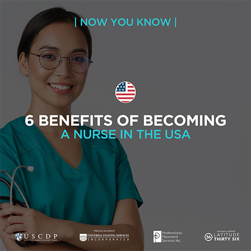 6 Reasons Why USA is the Ultimate Destination for Nurses