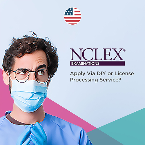 NCLEX Application: DIY or Work with License Processing Experts?