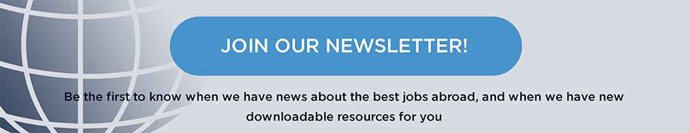 Unistaff Newsletter Subscription CTA