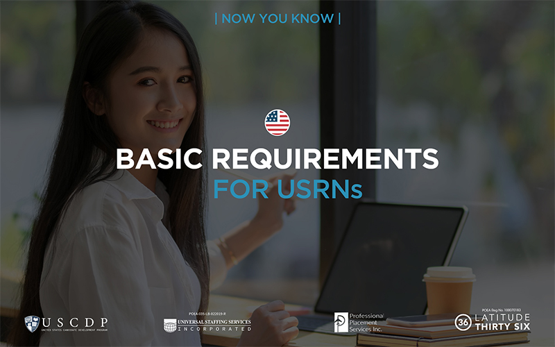 USRN Basic Requirements Article Header
