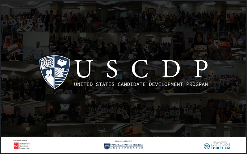 USCDP Orientation article header