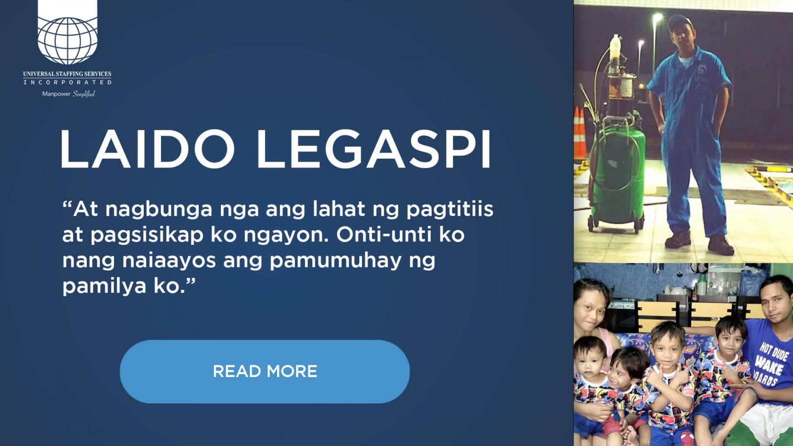 Laido Legaspi