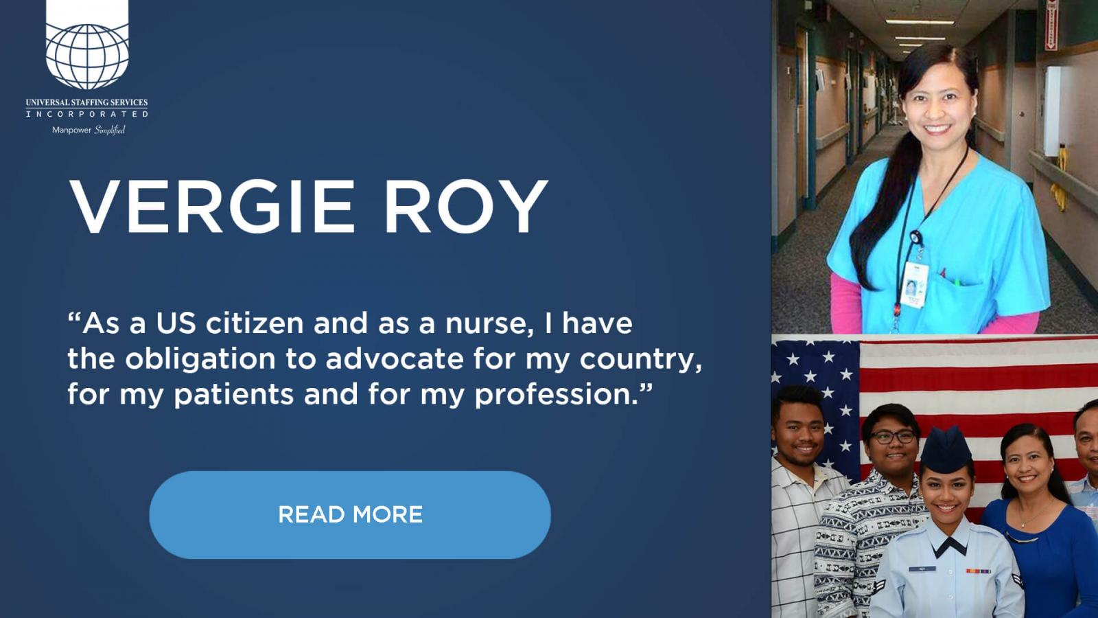 Virgie Roy