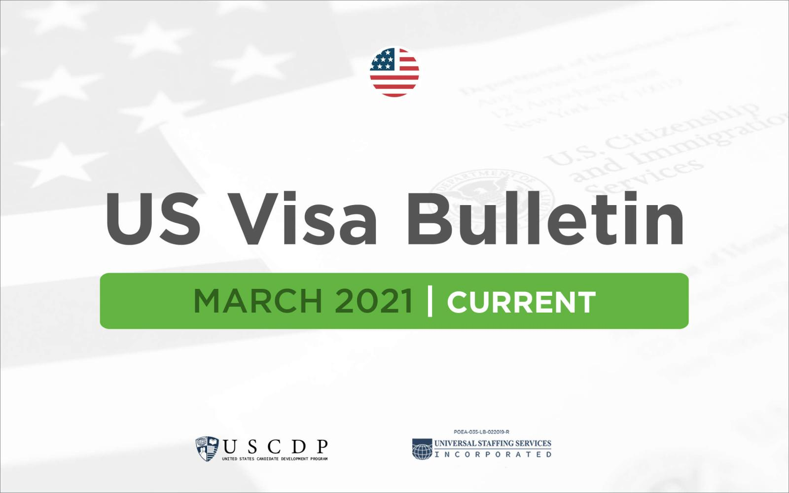 US Visa Bulletin Article Header