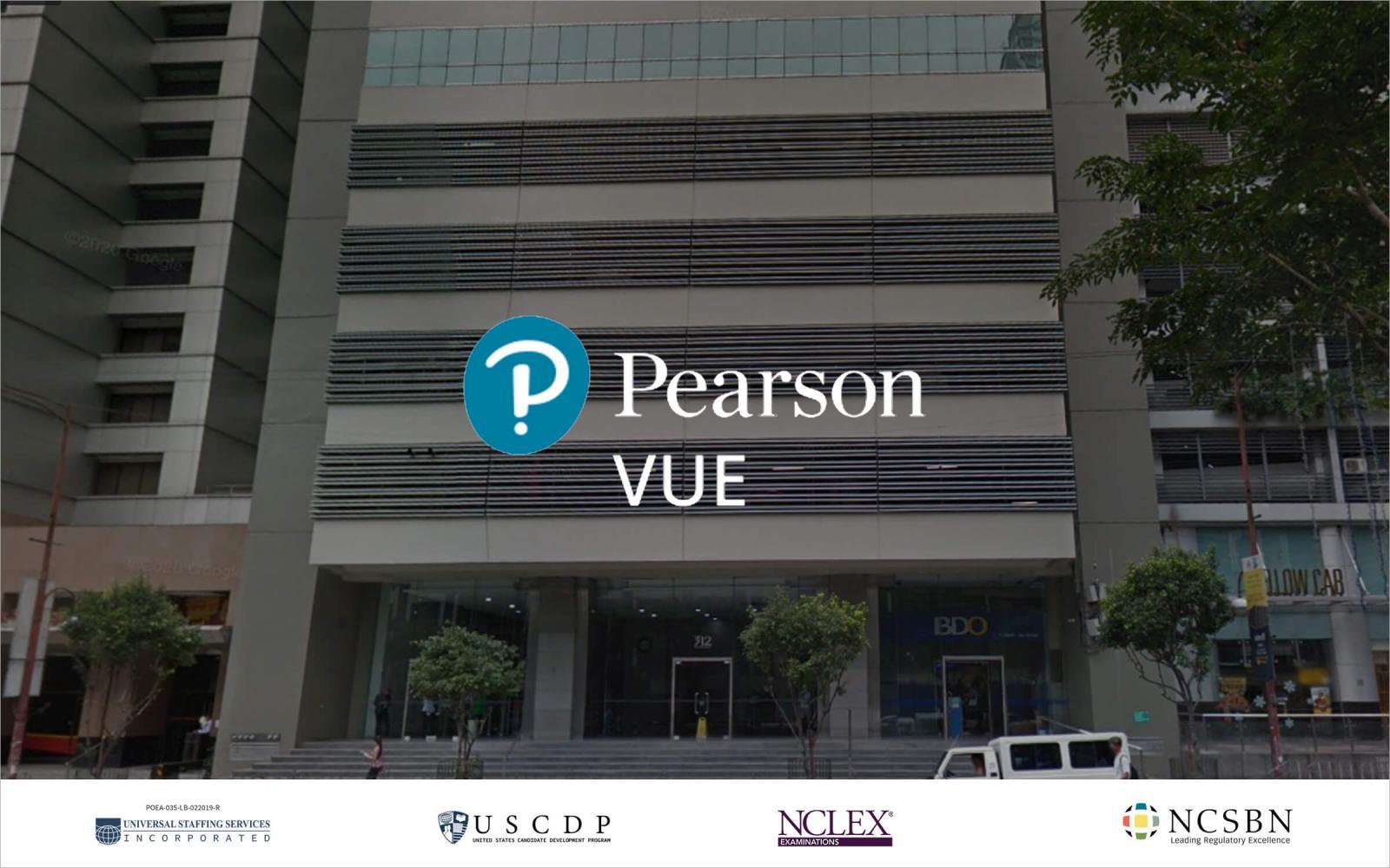 Pearson VUE Philippines