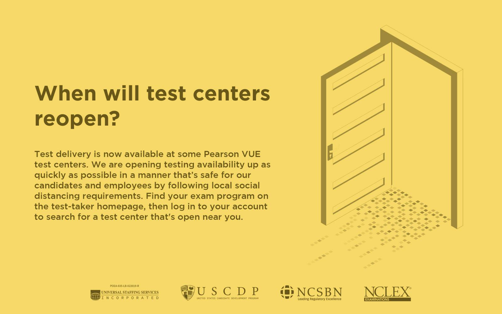 Pearson Vue FAQs infographic #5