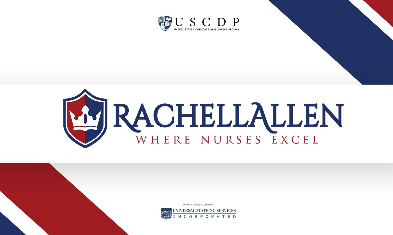 Rachell Allen logo