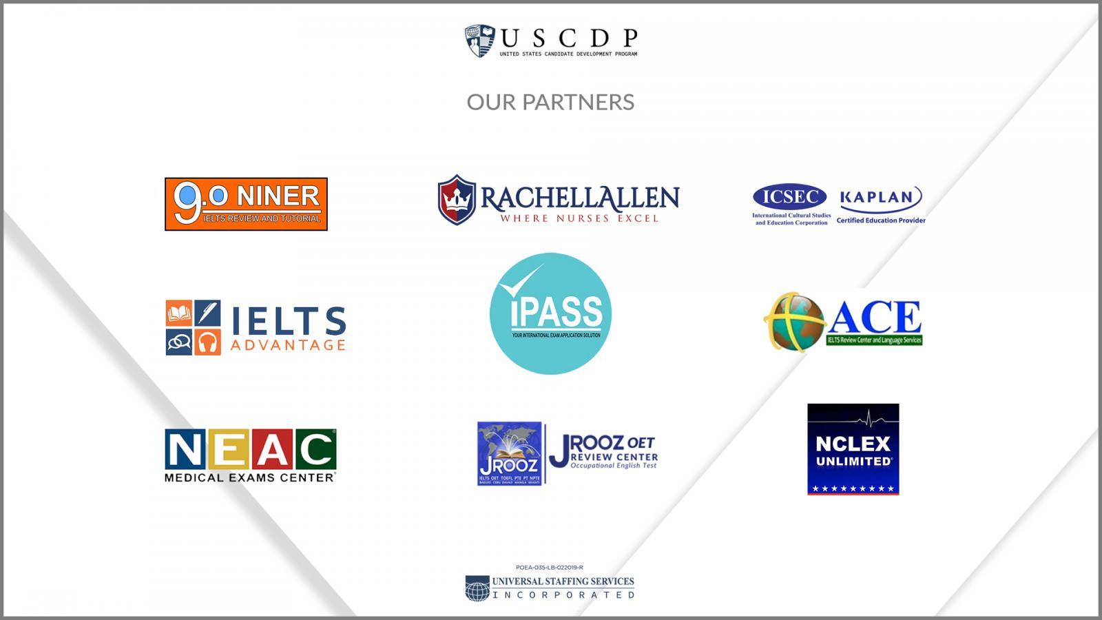 USCDP partners
