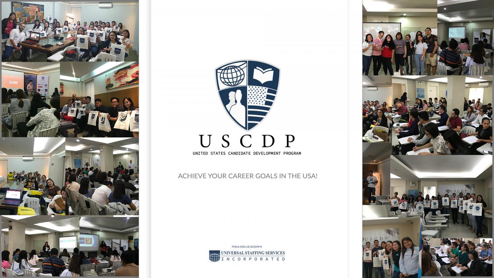 USCDP program photos